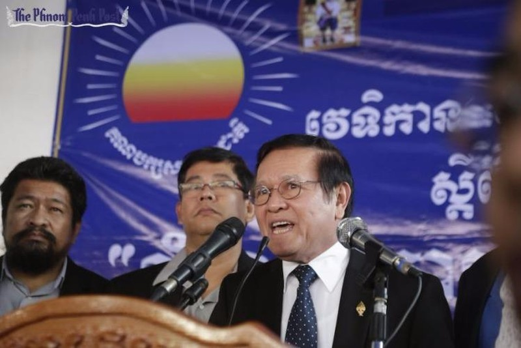 Phó tướng đảng đối lập Campuchia bị tuyên 5 tháng tù - ảnh 1