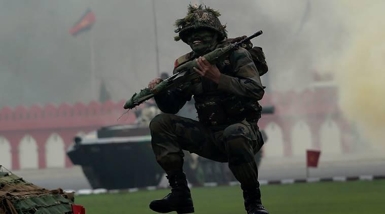 Mỹ - Ấn tập trận ngay sát biên giới Trung Quốc