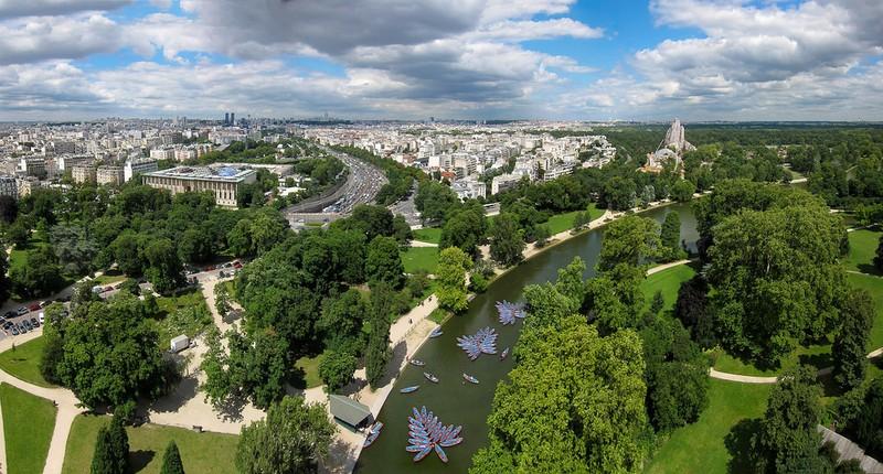 Paris sẽ sớm có công viên dành riêng cho khỏa thân