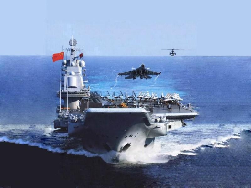 Tàu sân bay Liêu Ninh
