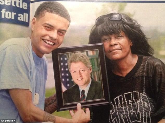 Rộ tin đồn Bill Clinton có con rơi với ... gái bán hoa - ảnh 1