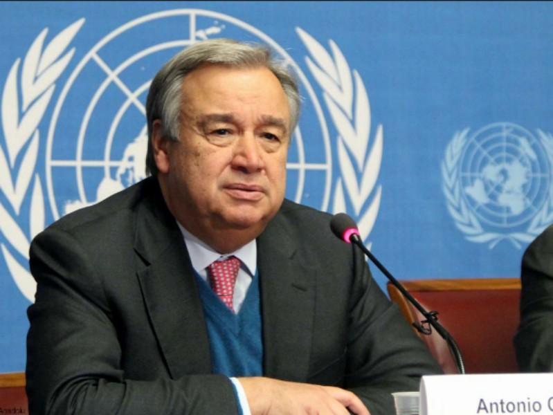 Cựu Thủ tướng Bồ Đào Nha  Antonio Guterres . Ảnh: SCMP