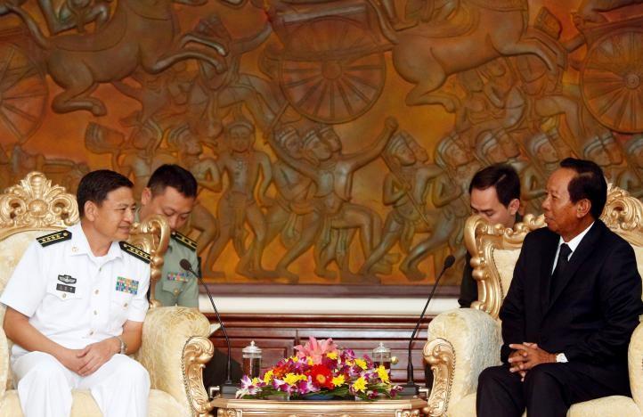 Trung Quốc đồng ý giúp Campuchia hiện đại hóa quân đội - ảnh 1