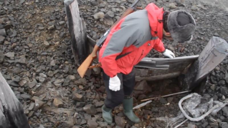 Phát hiện căn cứ bí mật của phát xít Đức ở Bắc cực - ảnh 1