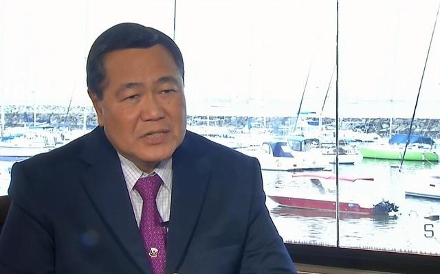 Ông Duterte nói sai trầm trọng tại Trung Quốc - ảnh 1