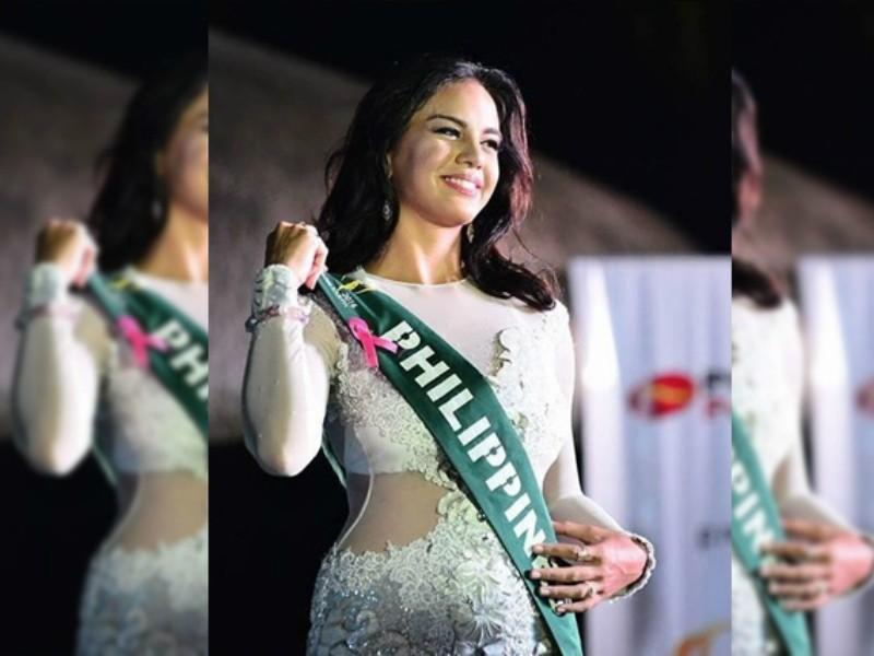 Ai đã thuyết phục Hoa hậu Philippines trả vương miện?
