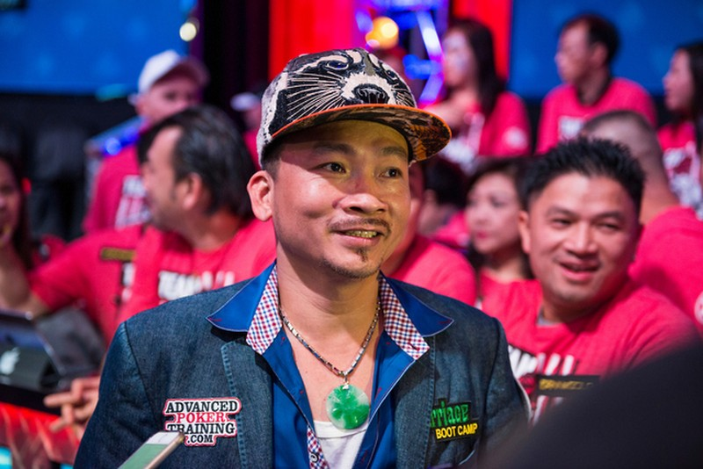 Người Việt trên đất Mỹ vô địch giải Poker 8 triệu USD - ảnh 1