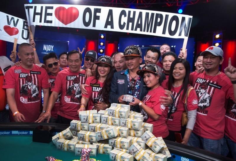 Người Việt trên đất Mỹ vô địch giải Poker 8 triệu USD - ảnh 3
