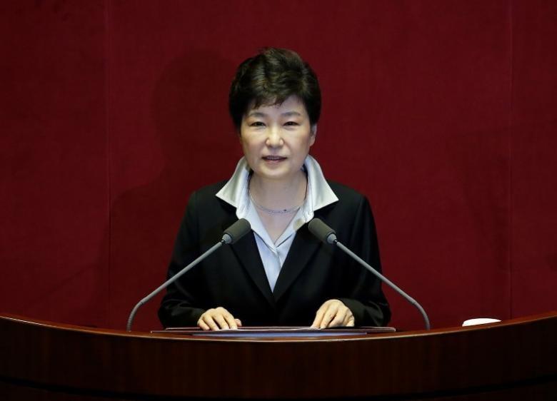 Bắt giữ khẩn cấp hai cựu phụ tá của tổng thống Hàn Quốc - ảnh 1