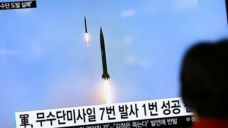 Triều Tiên có thể bắn tên lửa vào ngày bầu cử Mỹ