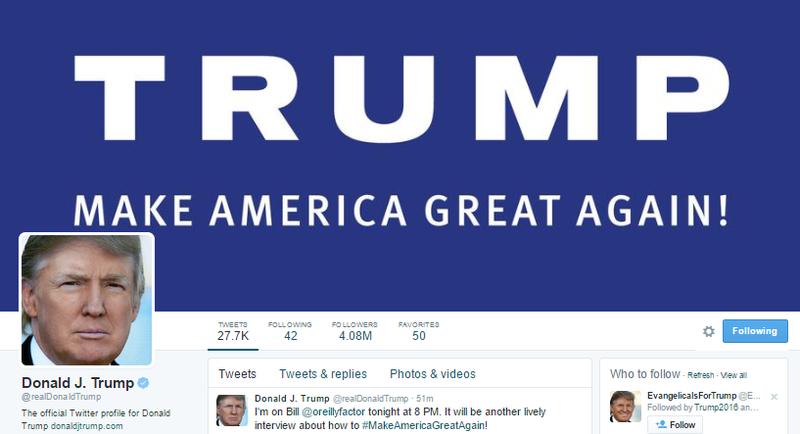 Gần đến giờ G: Trump bị 'cách ly' khỏi mạng xã hội? - ảnh 1
