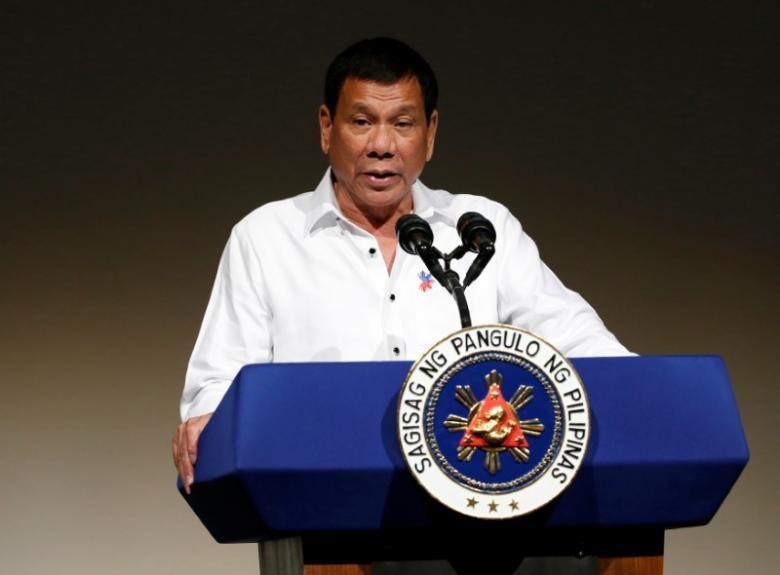 Duterte và hàng loạt chính khách chúc mừng ông Trump - ảnh 1