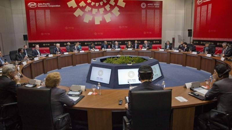 Lãnh đạo 12 nước Thái Bình Dương cam kết thông qua TPP - ảnh 1