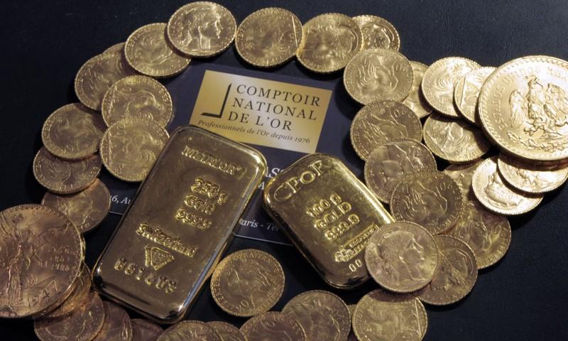 Pháp: Phát hiện 100 kg vàng trong ngôi nhà thừa kế - ảnh 1
