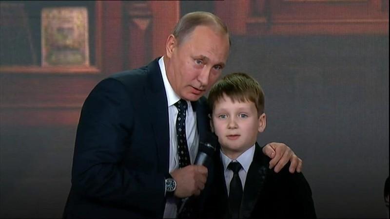 Ông Putin: 'Biên giới Nga không có điểm kết thúc' - ảnh 1