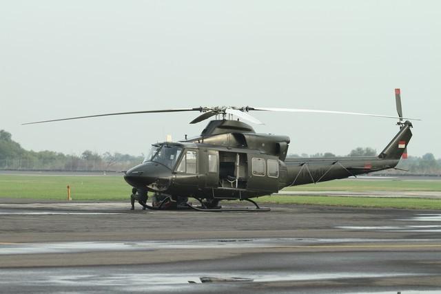 Trực thăng quân sự của Indonesia mất tích