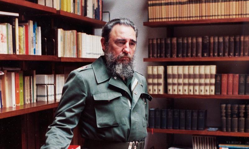 Ông Putin ngợi ca Fidel Castro: Biểu tượng của thời đại - ảnh 1