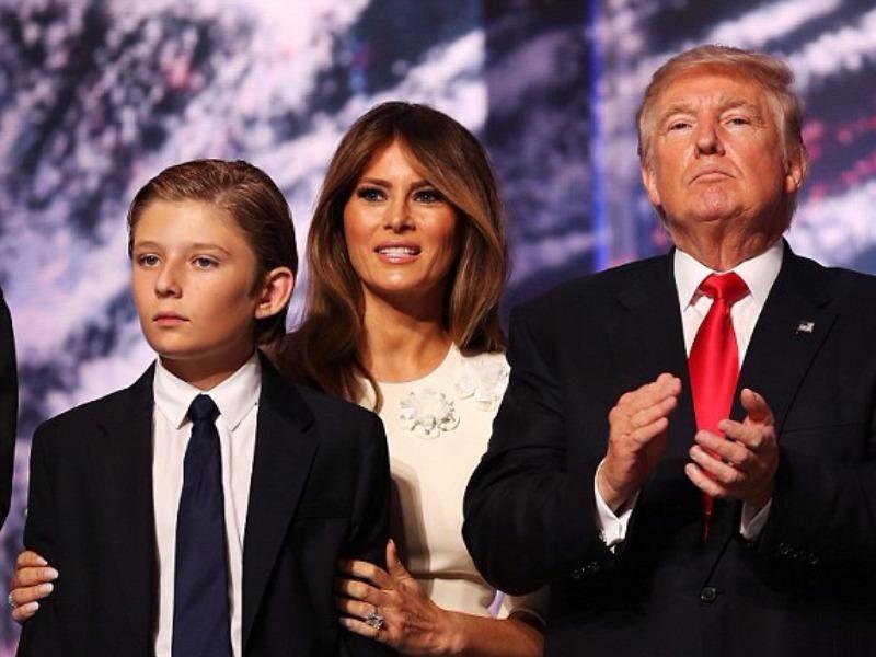 Vì sao lãnh đạo Slovenia viết thư cảm ơn vợ ông Trump?