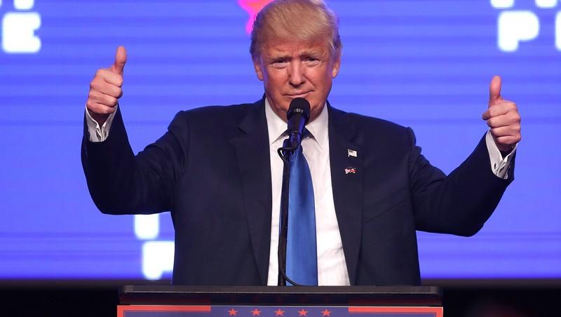 Donald Trump nói lẽ ra đã thắng cả phiếu phổ thông - ảnh 1