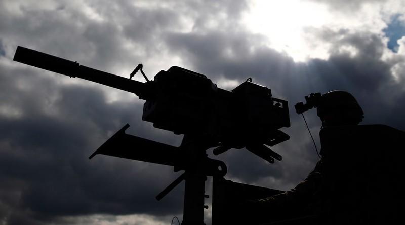 11 quốc gia NATO tập trận quy mô lớn ở Lithuania. Ảnh: REUTERS
