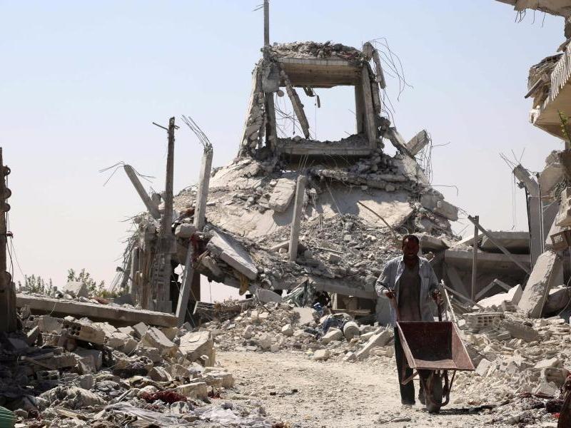 Quân đội Mỹ thừa nhận làm chết dân thường ở Syria - ảnh 1