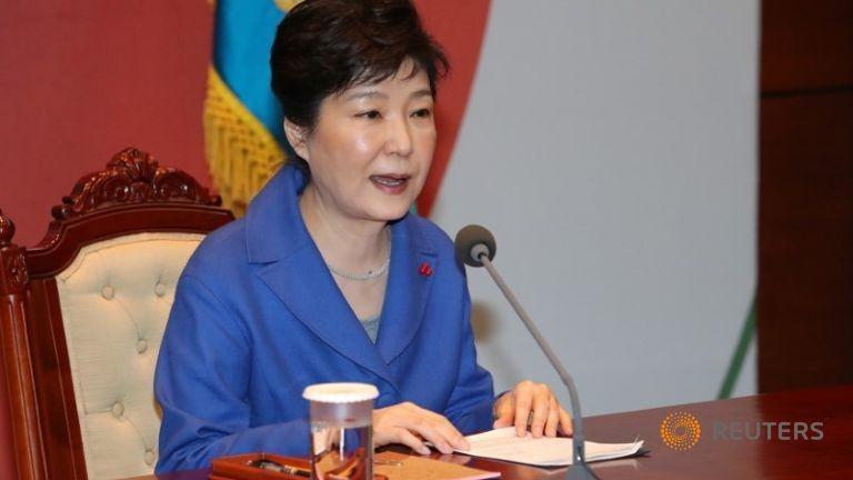 Bà Park Geun-hye không chịu dự điều trần luận tội
