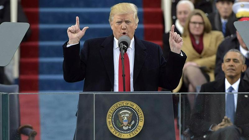 Ông Donald Trump chính thức nhậm chức Tổng thống Mỹ  - ảnh 5
