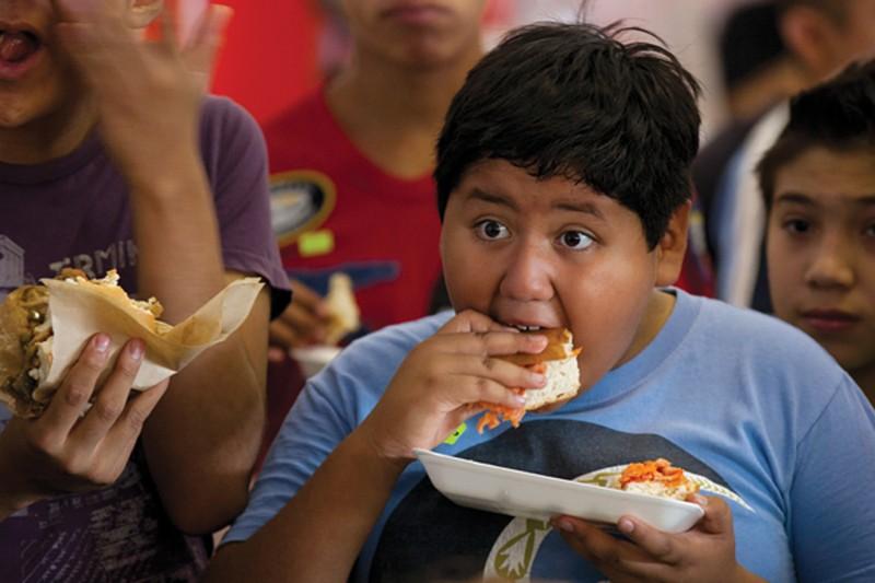 Nam Mỹ đối mặt 'nạn' béo phì nghiêm trọng - ảnh 1