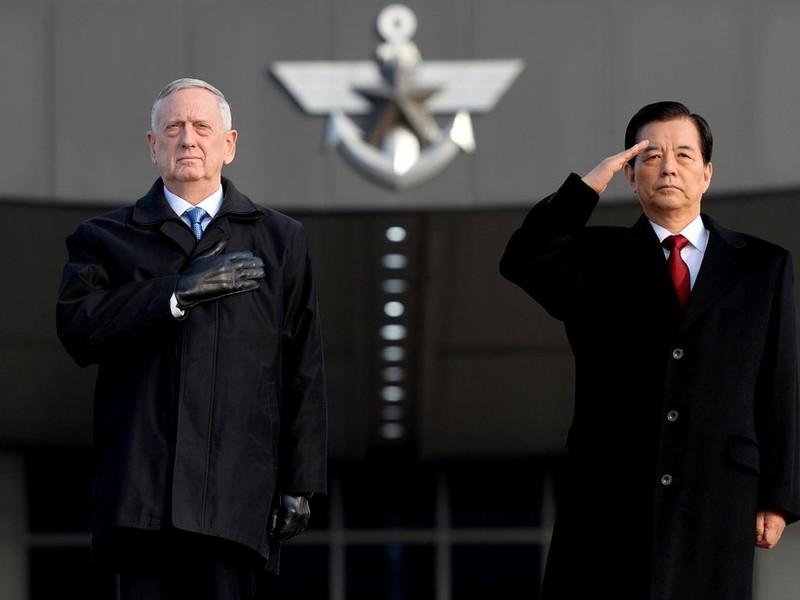 Mỹ dọa đáp trả áp đảo nếu Triều Tiên dùng hạt nhân - ảnh 1
