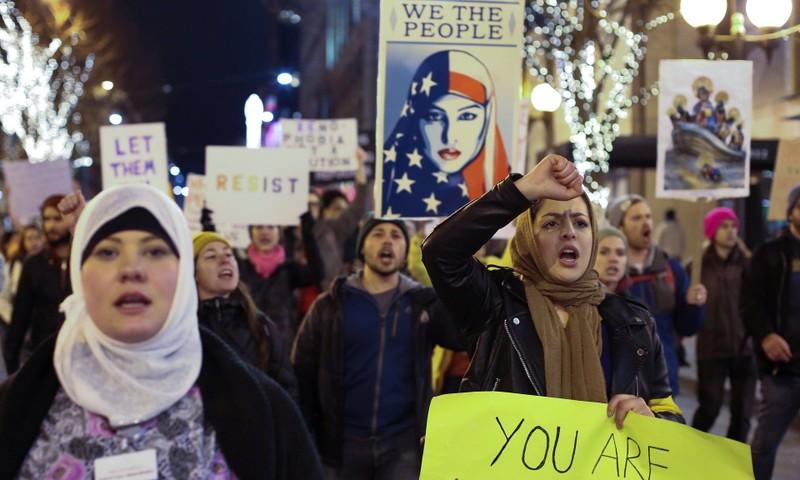 Thẩm phán chặn sắc lệnh nhập cư của Trump toàn nước Mỹ - ảnh 1