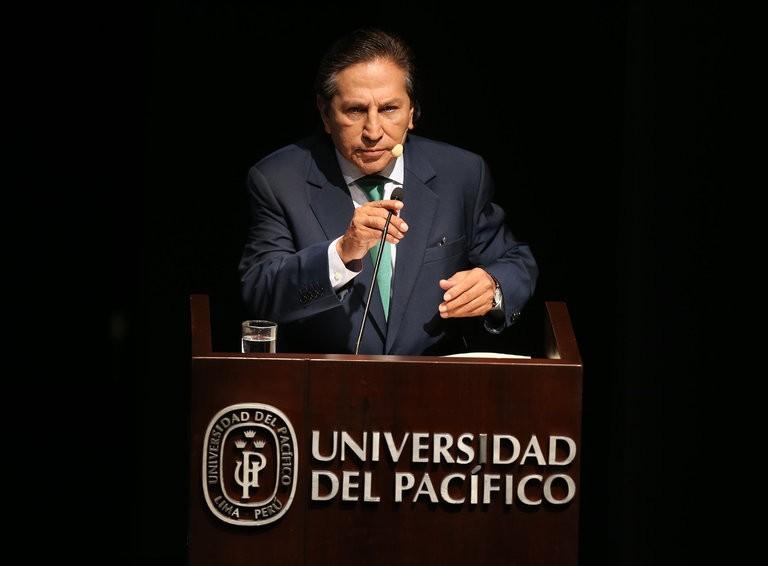 Peru ra lệnh tạm giam cựu tổng thống vì tham nhũng - ảnh 1