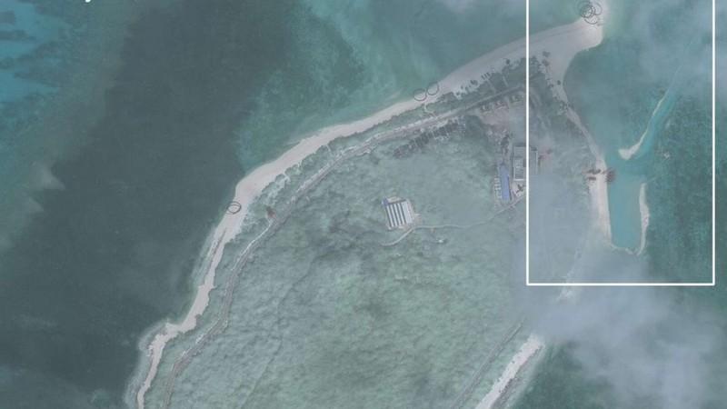 Trung Quốc ngang nhiên tăng hạ tầng quân sự ở Hoàng Sa - ảnh 1