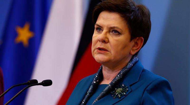 Thủ tướng Ba Lan nhập viện vì tai nạn giao thông - ảnh 1