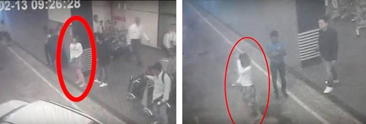 Hình ảnh đầu tiên của nghi phạm giết ông Kim Jong-nam - ảnh 1