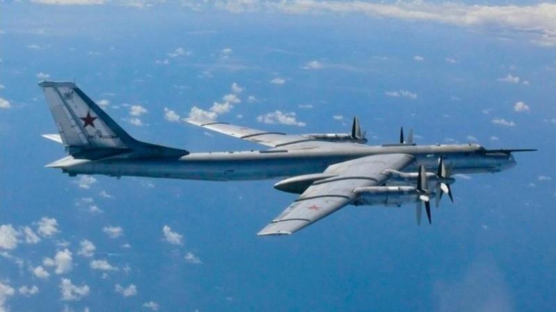 Oanh tạc cơ Nga lại tiếp tục áp sát biên giới Mỹ - ảnh 1