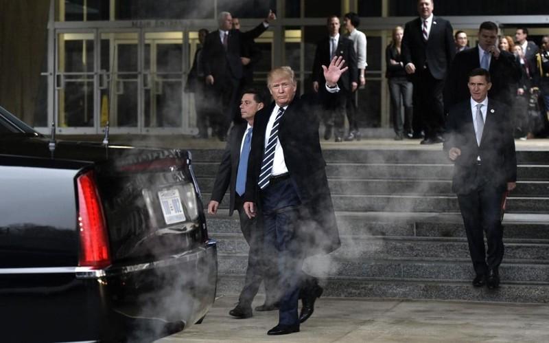 Tổng thống Mỹ Trump sẽ tới Việt Nam vào tháng 11 - ảnh 1