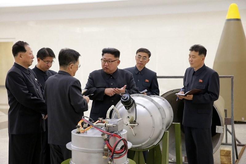 Triều Tiên tuyên bố đã có được siêu bom khinh khí - ảnh 2