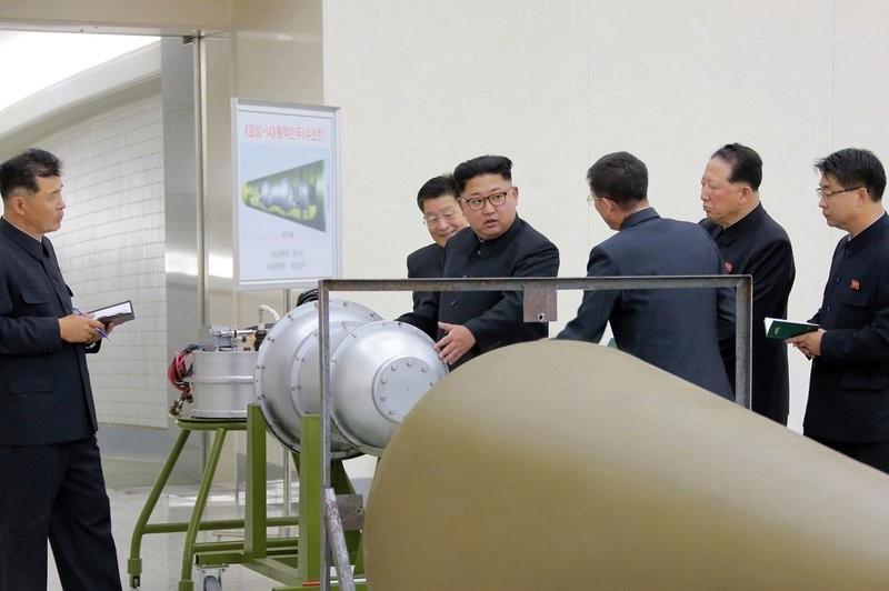 Triều Tiên tuyên bố đã có được siêu bom khinh khí - ảnh 3