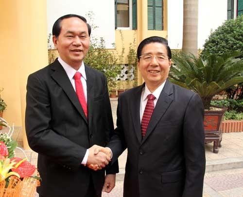 Bộ Công an Việt Nam và Bộ Công an Trung Quốc đẩy mạnh hợp tác - ảnh 1