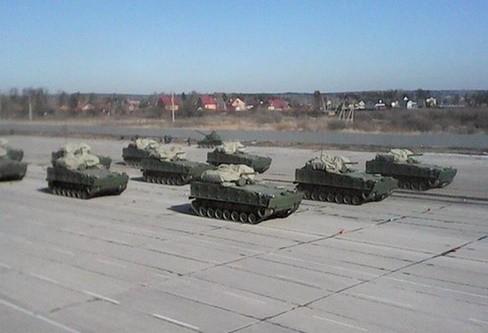 Những vũ khí Nga tối tân chưa từng thấy sẽ xuất hiện trong Ngày Chiến thắng