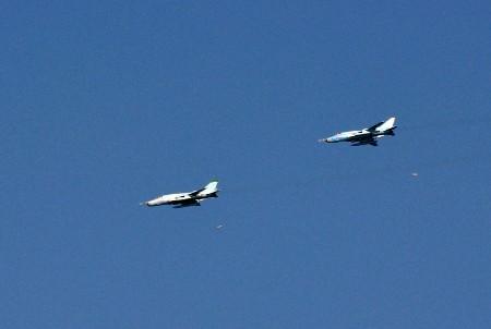 Bộ Tổng Tham mưu ra thông báo chính thức về 2 máy bay SU-22 - ảnh 1