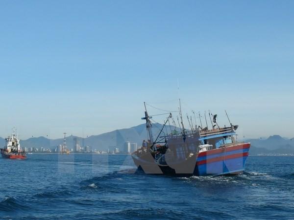 Huy động cả tàu cá tham gia tìm kiếm hai máy bay SU-22 bị rơi - ảnh 1