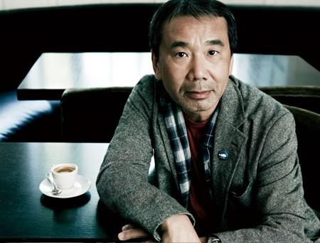 Nhà văn người Nhật Haruki Murakami
