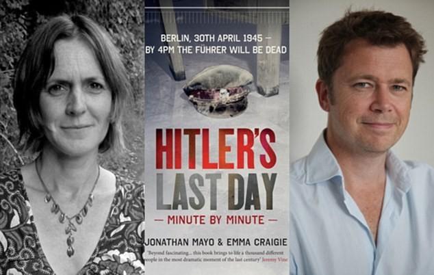 Tiết lộ những giờ phút cuối cùng của trùm phátxít Adolf Hitler - ảnh 3