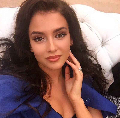 Cận cảnh nhan sắc tân hoa hậu Nga vừa đăng quang - ảnh 6