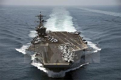 Hải quân Mỹ chuyển tất cả tàu chiến thành tàu sân bay - ảnh 1