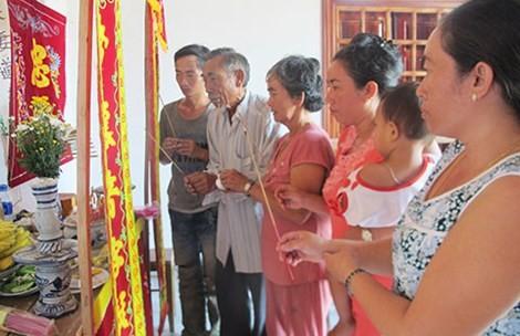 Trưởng ban Nội chính Phú Yên lên tiếng về vụ vội chôn xác nạn nhân - ảnh 1