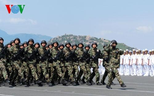Chủ tịch nước trao danh hiệu Anh hùng cho Quân chủng Hải quân - ảnh 3
