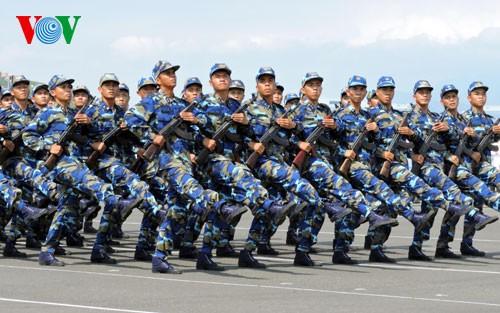 Chủ tịch nước trao danh hiệu Anh hùng cho Quân chủng Hải quân - ảnh 4