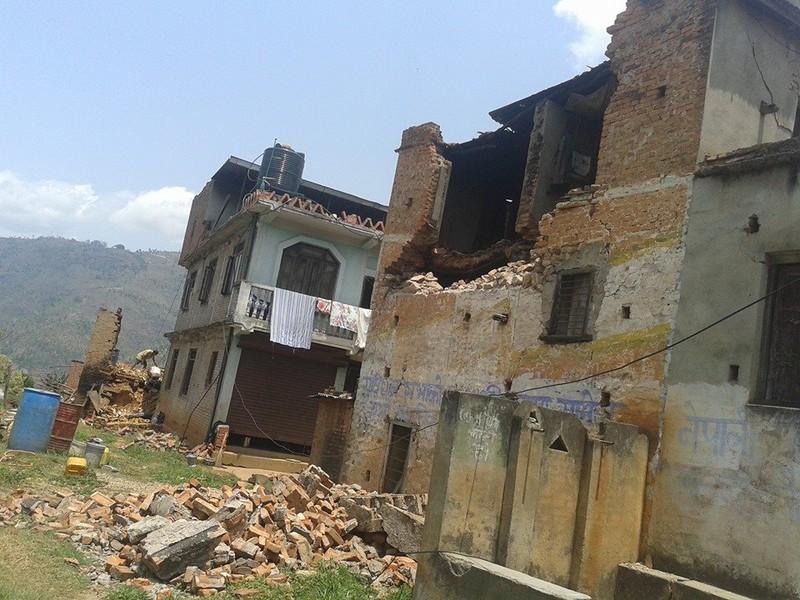 Ở nơi nhiều người chết nhất Nepal - ảnh 11